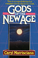 Gods of the New Age BOOK cover