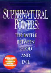Supernatural Powers DVD Cover