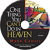 One Thing You Can't Do in Heaven - MP3 AUDIOBOOK CD
