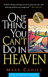 One Thing You Can't Do In Heaven - BOOK