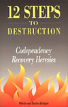 12 Steps to Destruction BOOK