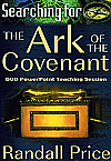 Searching For The Ark Of The Covenant DVD