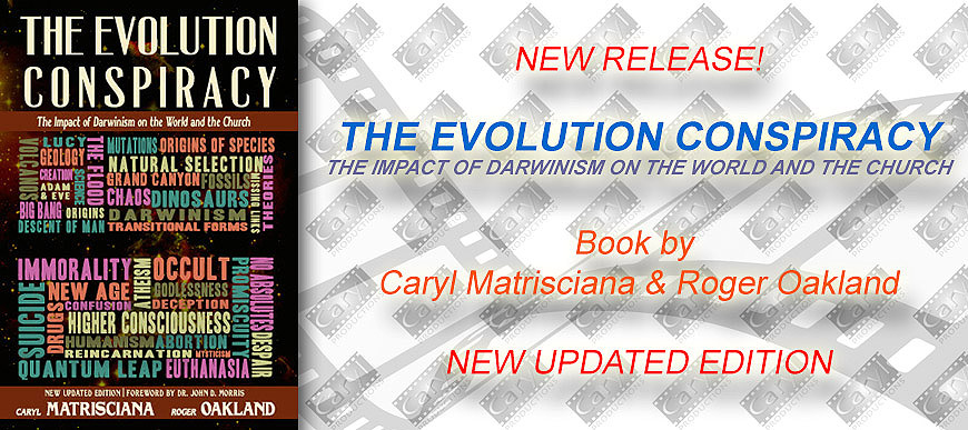 The Evolution Conspiracy Book 2016 Update