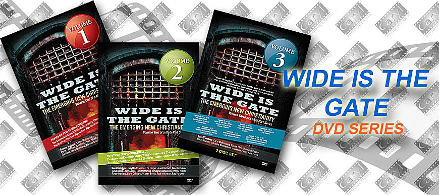 Wide Is The Gate DVD Series
