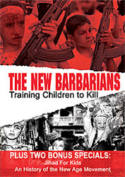 The New Barbarians DVD cover