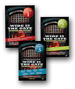 Wide is the gate triple pack